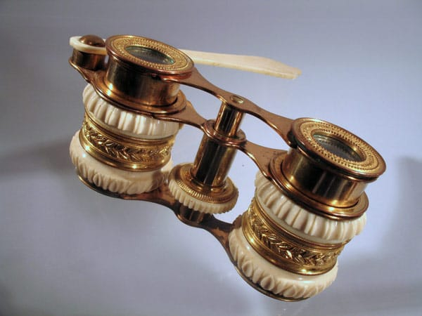 Opera Glasses with handle