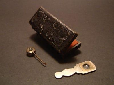 Microscopio semplice Image