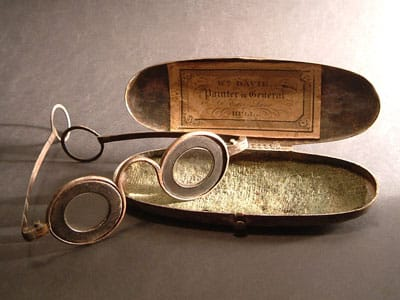 Martin type Eyeglasses